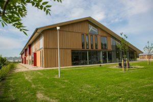 Nieuw gebouw voor Melanchthon Business School