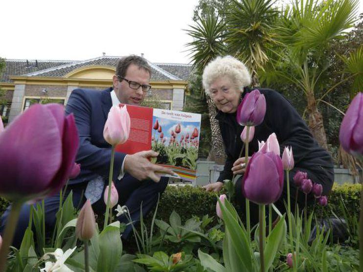 Nieuw cursusboek voor tulpenteelt