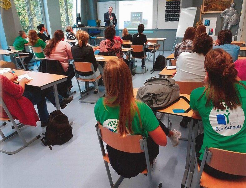 Landelijke ECO-Schooldag op 2 oktober in Almere