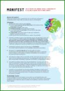 Groene Urgentie - Het Manifest