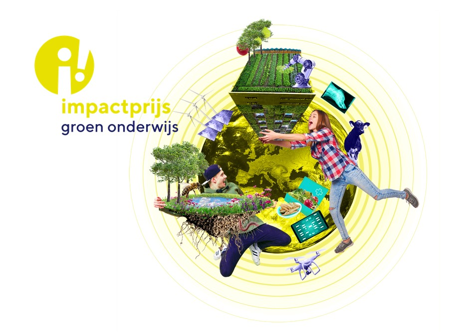 Inschrijving Impactprijs Groen Onderwijs geopend